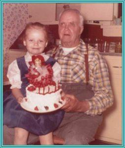 Grandpa John A. Shelton, circa 1958
